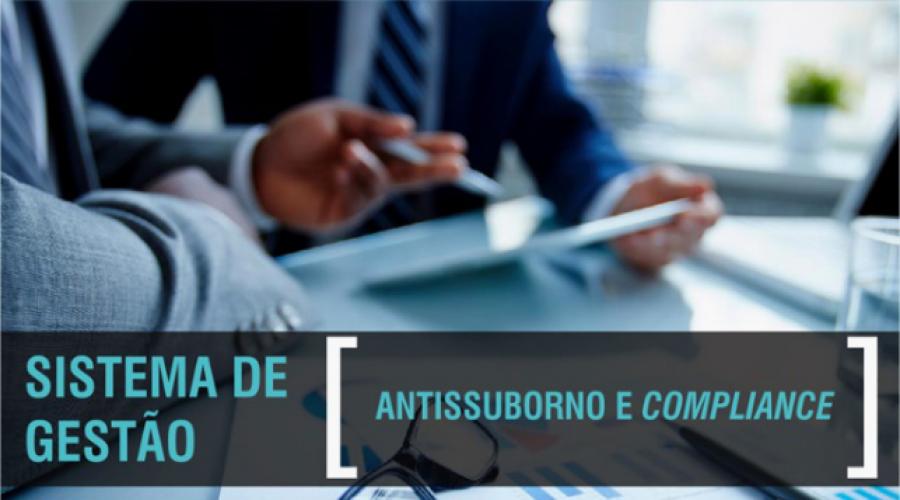 Sistema de Gestão Antissuborno e Compliance é tema de palestra em Palmas