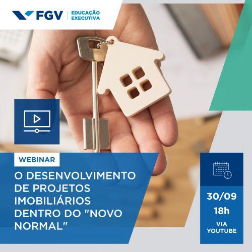 Webinar FGV